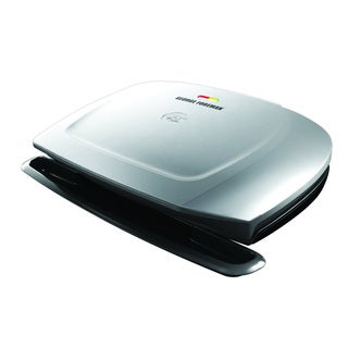 George Foerman 9-serving Fixed Plate Grill