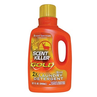 Wildlife Research Center Scent Killer Gold 32-ounce Laundry Detergent