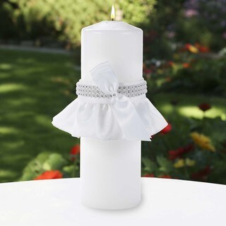 Hortense B. Hewitt Bing Unity Candle with Wrap