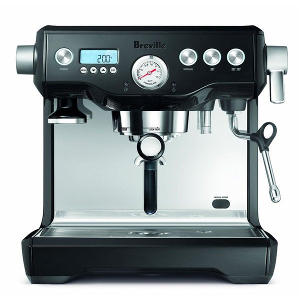 Breville Coffee Maker Water Not Going Out : Breville Black Sesame BES920BSXL Dual Boiler Espresso Machine - Free Shipping Today - Overstock ...