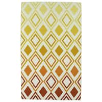 Hollywood Multi Ombre Flatweave Rug - 9' x 12'