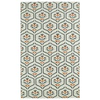 Hollywood Beige Flatweave Rug - 8' x 10'