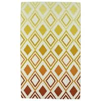 Hollywood Multi Ombre Flatweave Rug