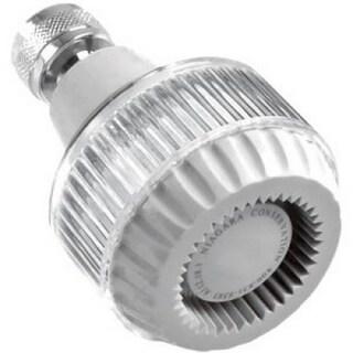 Niagara Prismiere N2815 White/Clear Showerhead