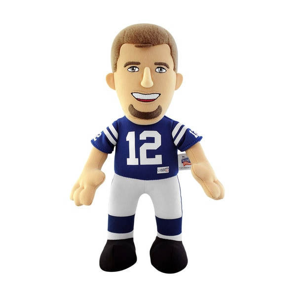 Indianapolis Colts Andrew Luck 10-inch Plush Doll