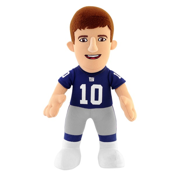 New York Giants Eli Manning 10-inch Plush Doll
