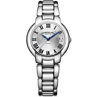 Raymond Weil Women's 2935-ST-01659 Jasmine Automatic Watch|https://ak1.ostkcdn.com/images/products/9443888/P16629359.jpg?impolicy=medium