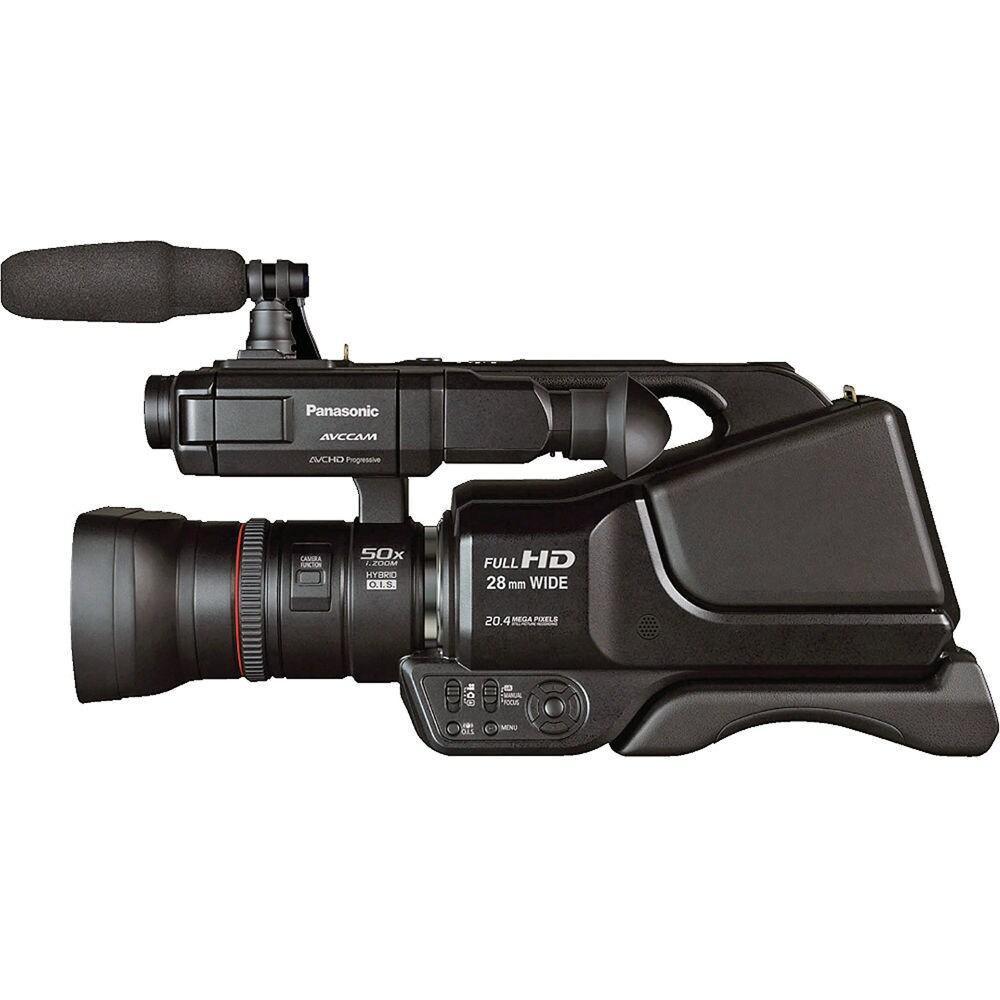 Panasonic AG-AC8PJ Avccam HD Shoulder-Mount Camcorder (Pa...