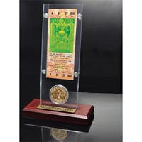 NFL Super Bowl 29 Ticket and Game Coin Collection