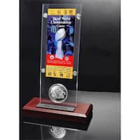 NFL Super Bowl 3 Ticket and Game Coin Collection