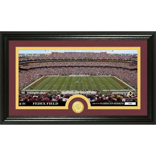 NFL Washington Redskins 'Stadium' Bronze Coin Panoramic Photo Mint