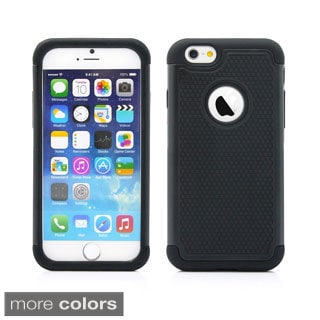 Gearonic PC Hard Matte Rugged Silicone Case Cover for Apple iPhone
