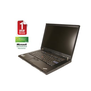 Lenovo ThinkPad T61 Intel Core2Duo 2.0GHz 750GB 15.4-inch Laptop