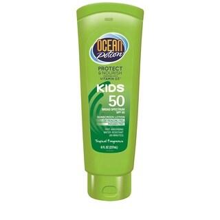 Ocean Potion 8-ounce Kids Sunscreen Lotion SPF 50
