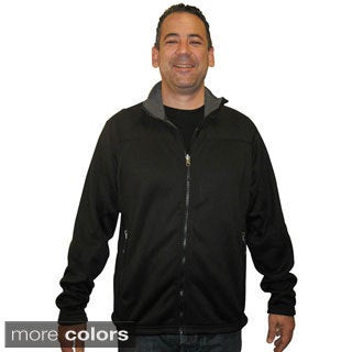 Spiral Men's Polartec Wind Pro Fleece Jacket