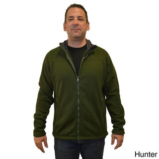 Spiral Men's Polartec Wind Pro Fleece Jacket