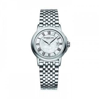 Link to Raymond Weil Women's 5966-ST-00970 Tradition Stainless Steel Watch Similar Items in Women's Watches