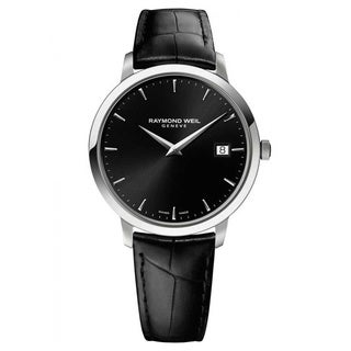 Raymond Weil Men's 5588-STC-20001 Toccata Leather Watch