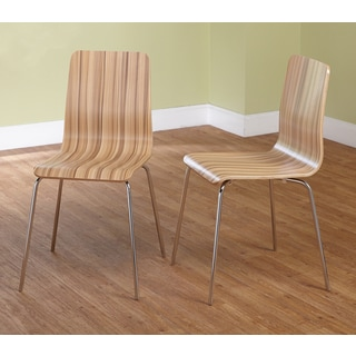 Simple Living Beatrice Bentwood Dining Chair (Set of 2)