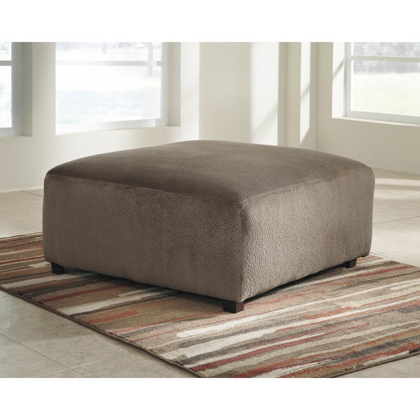 That Furniture Place: Shop Jessa Place Dune Oversized Accent Ottoman