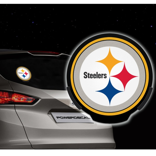 Pittsburgh Steelers NFL Power Decal