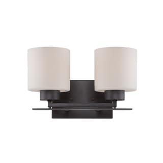 Nuvo Parallel 2-light Vanity