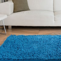 Lavish Home High-pile Super Plush Rug (21 x 36 inches) - 21 x 36