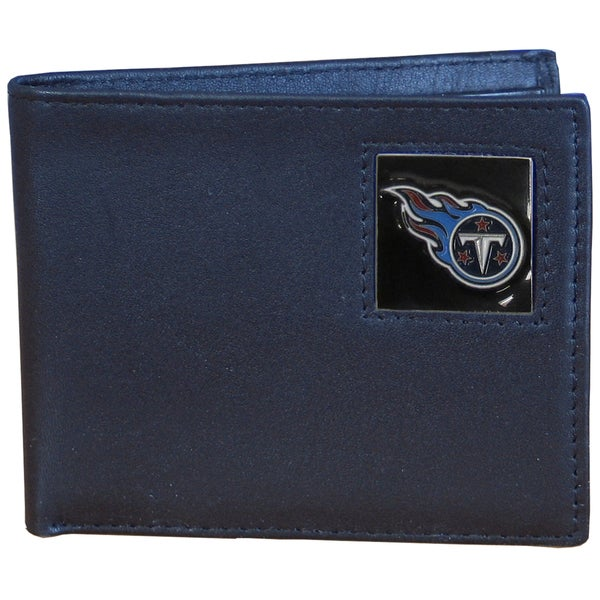 NFL Tennessee Titans Leather Bi-fold Wallet