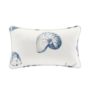 Harbor House Beach House Cotton Oblong Throw Pillow