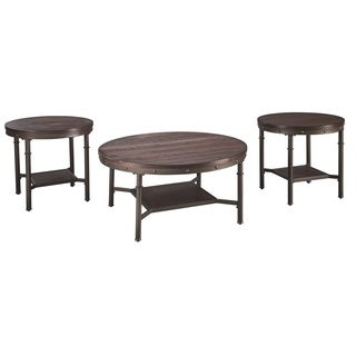 Signature Design by Ashley 'Sandling' 3-piece Occasional Table Set