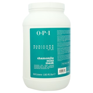 OPI Manicure Pedicure Chamomile Mint 120-ounce Mask