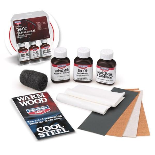 Birchwood Casey Tru-Oil Stock Finish Kit