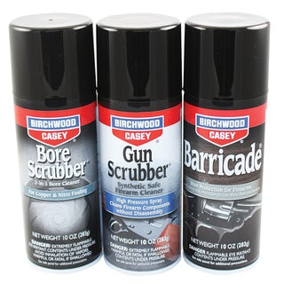 Birchwood Casey 1-2-3 Aerosol Value Pack