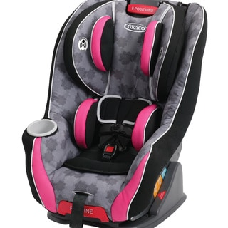 Graco Size4Me 65 Convertible Car Seat in Fiona Free