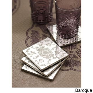 Mirrored Coasters (Set of 6)