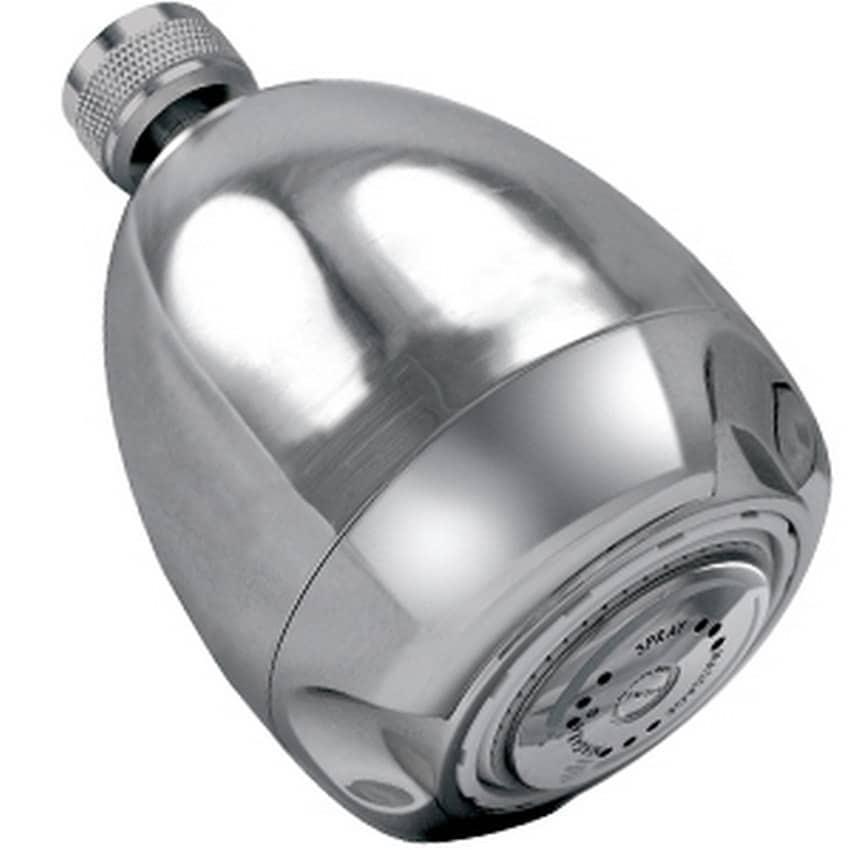 Niagara Earth Massage N2912CH Chrome (Grey) Showerhead (C...
