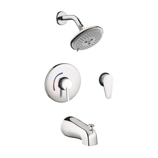 Hansgrohe My First 04465000Chrome Showerset