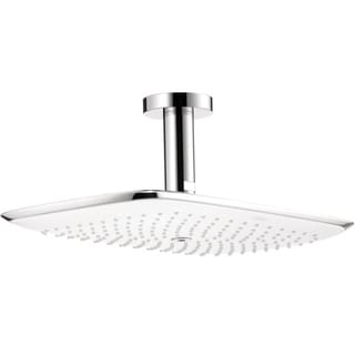 Hansgrohe Puravida 27390401 White/Chrome Showerhead