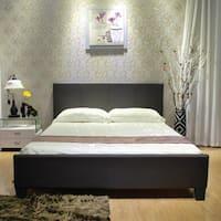 Chocolate Platorm Bed