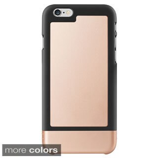 INSTEN Tri-Tone DIY Customized Ultra Thin Rubberized Matte Slim Protector for Apple iPhone 6/ 6s 4.7-inch