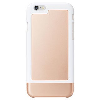 INSTEN TriTone Customized Hard Rubberized Matte PC Slim Protector Case for Apple iPhone 6/ 6s 4.7-inch