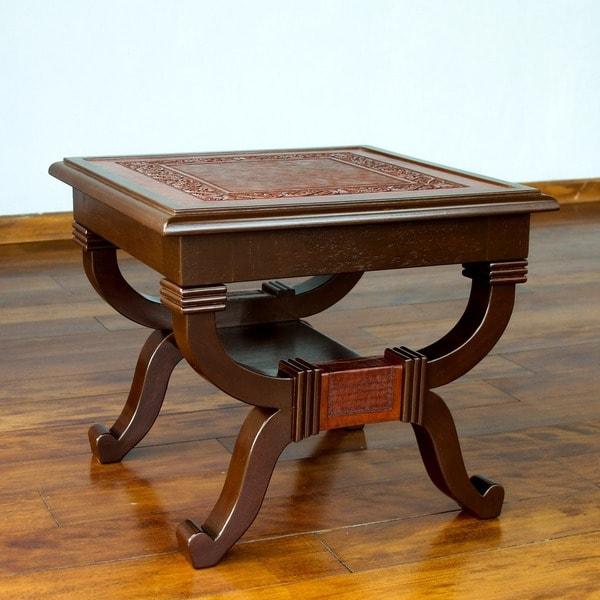 Best Wood Furniture: Fern Garland Artisan Designer Handmade Handtooled Fine