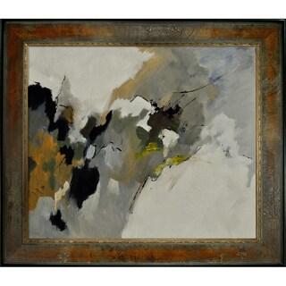 Pol Ledent 'Abstract 1811506' Framed Fine Art Print