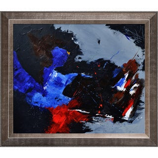 Pol Ledent 'Abstract 8811501' Framed Fine Art Print