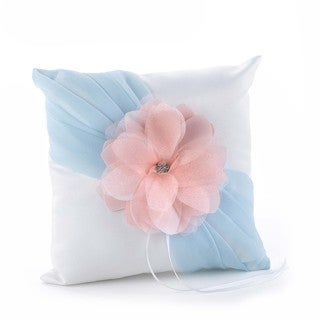 Hortense B. Hewitt Pretty Pastels Ring Pillow