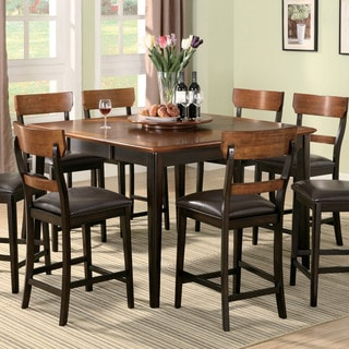 Coaster Company Franklin Two-tone Counter Height Dining Table