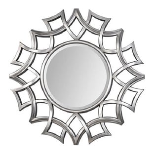 Emblem Decorative Wall Mirror