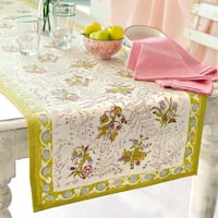 Couleur Nature Petit Fleur Table Runner