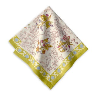 Couleur Nature 19-inch Petit Fleur Napkins (Set of 6)