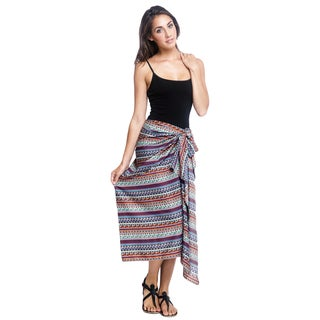 Women's Convertible Sarong/ Dress (India)